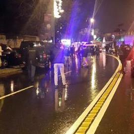 Víctimas del ataque a una discoteca de Estambul