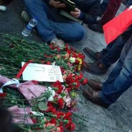 Víctimas del atentado de Estambúl