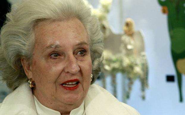 Esquelas-online-difuntos-fallecidos-rememori-Infanta Pilar de Borbón
